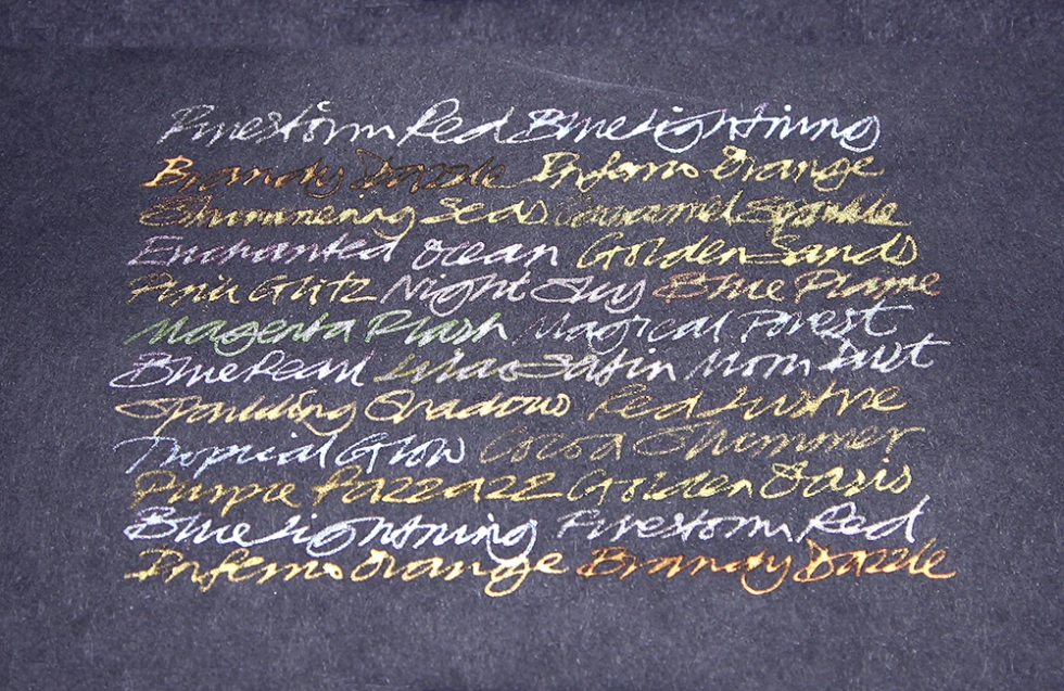 shimmers-on-black-paper